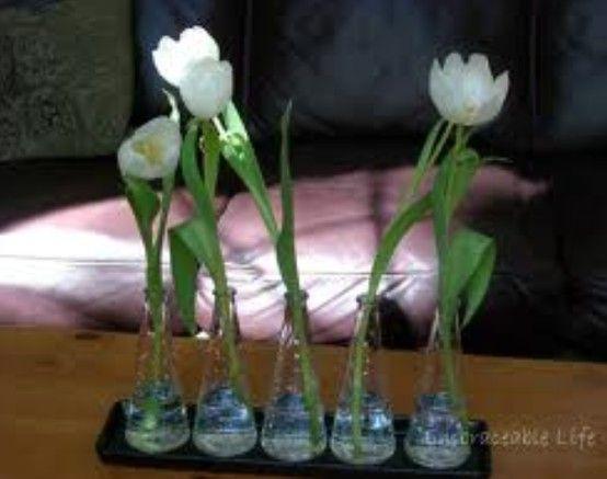 Ikea Snartig Vases To Look Like Test Tube Bottles Spy