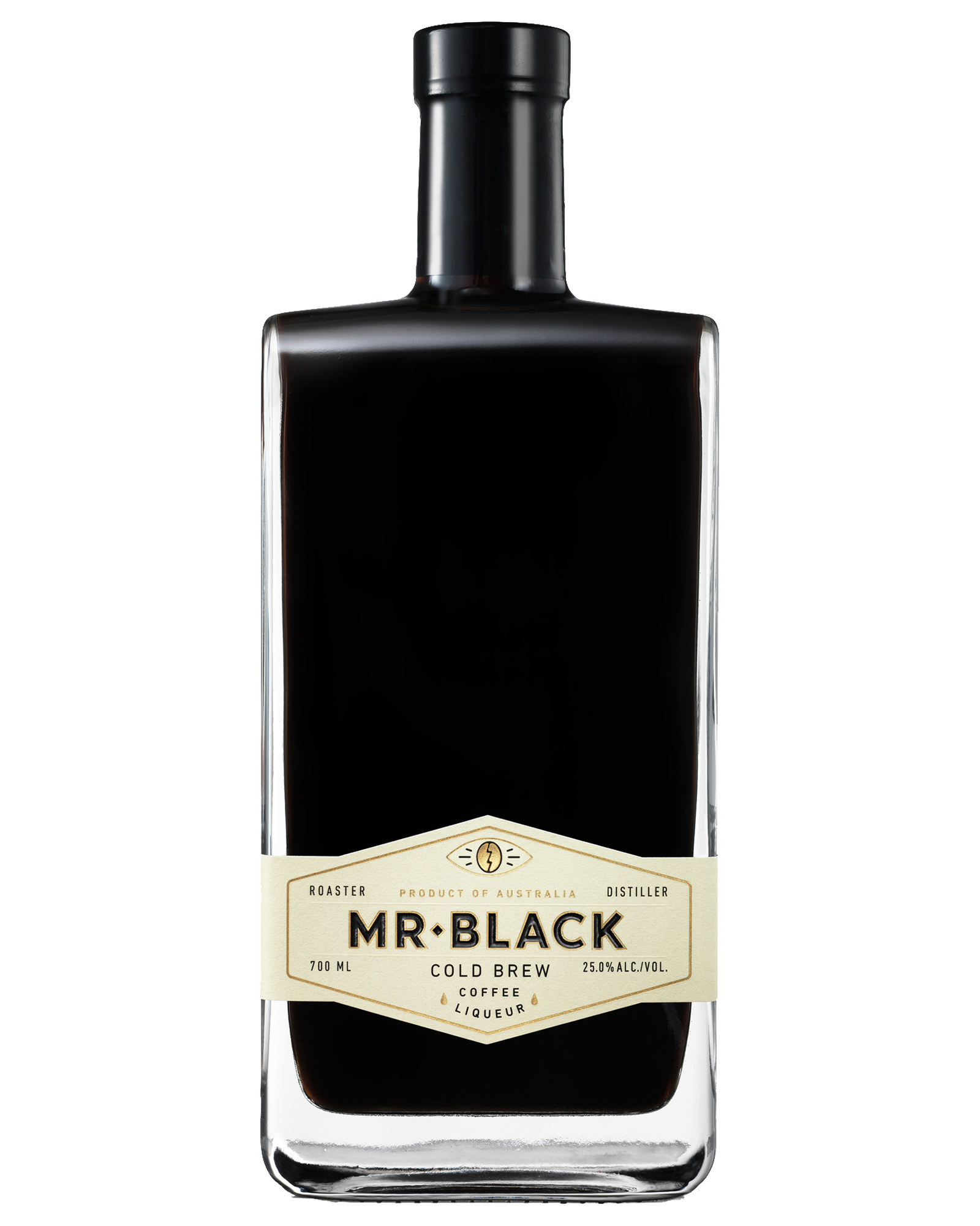 Mr Black is coffee liqueur made for coffee purists