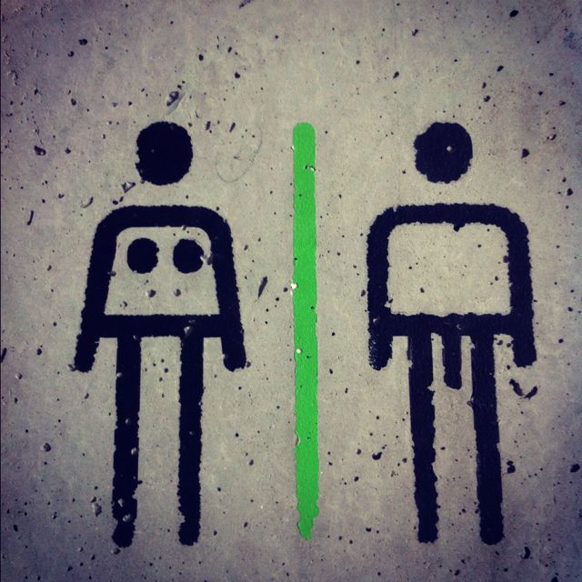 Bathroom Sign Graphics bathroom sign | bathroom | pinterest | signage, environmental