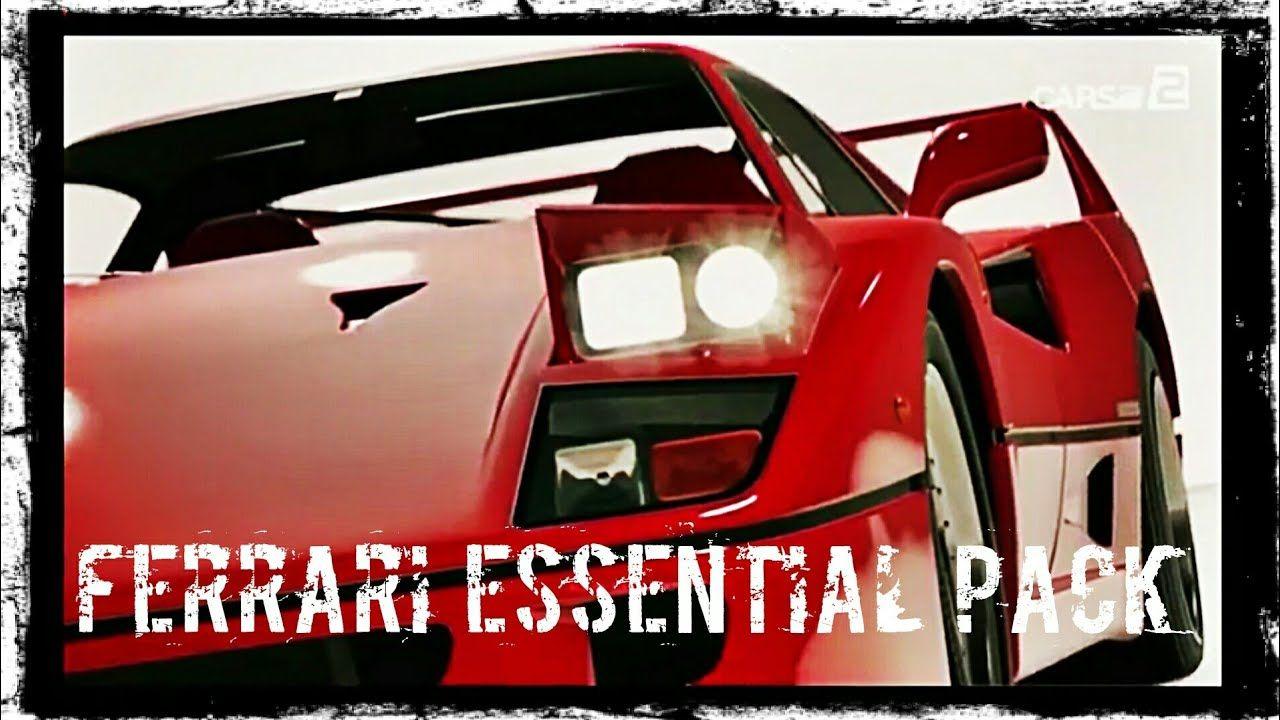 Project Cars 2 Ferrari Essentials Pack Dlc Trailer Project Cars 2