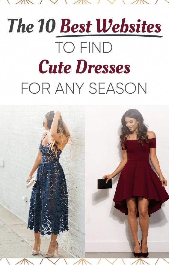 Cheap Cute Dresses
