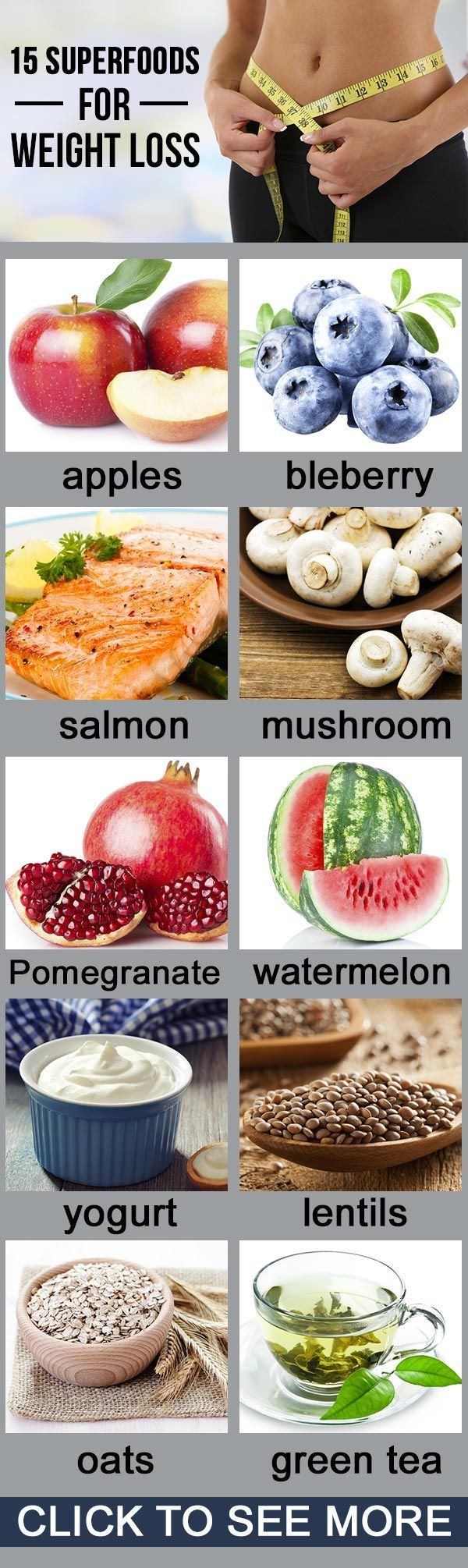 31 Superfoods For Weight Loss Backed By Science images