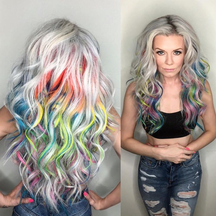 24 best hair colors for spring summer season 2017 rainbow 24 best hair colors for spring summer season 2017 pmusecretfo Images