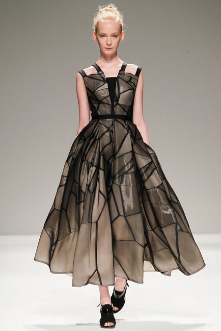 7a95d3dae Bibhu Mohapatra Spring 2014 www.renttherunway... Repin your favorite  NYFW  looks to get them from the Runway to  RTR!
