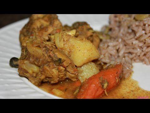 The Best Jamaican Style Curry Chicken Recipe Authentic Jamican Curry Chicken Recipe Episode 7 Youtube Curry Chicken Recipes Chicken Recipes Curry Chicken