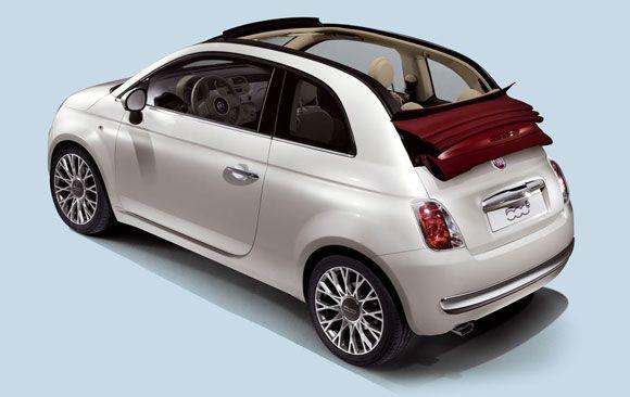 Fiat 500c Unveiled Ahead Of Geneva Fiat 500 Cabrio Fiat 500c
