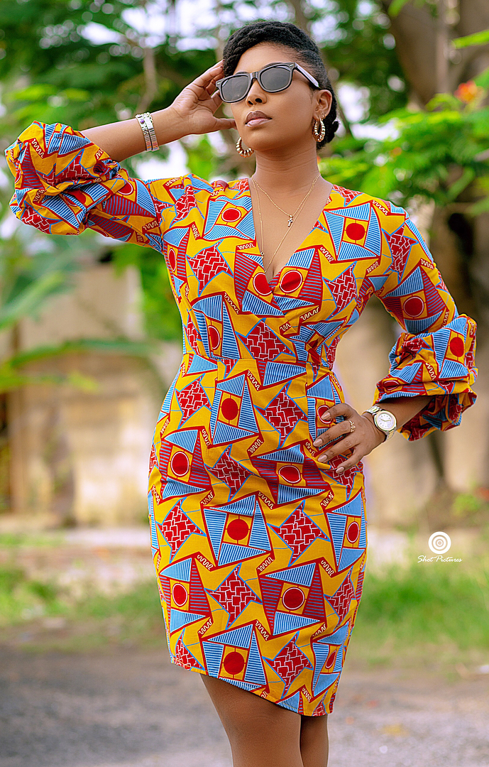 African Dresses: 20+ Fashionable African Wear Styles in 2020 ...