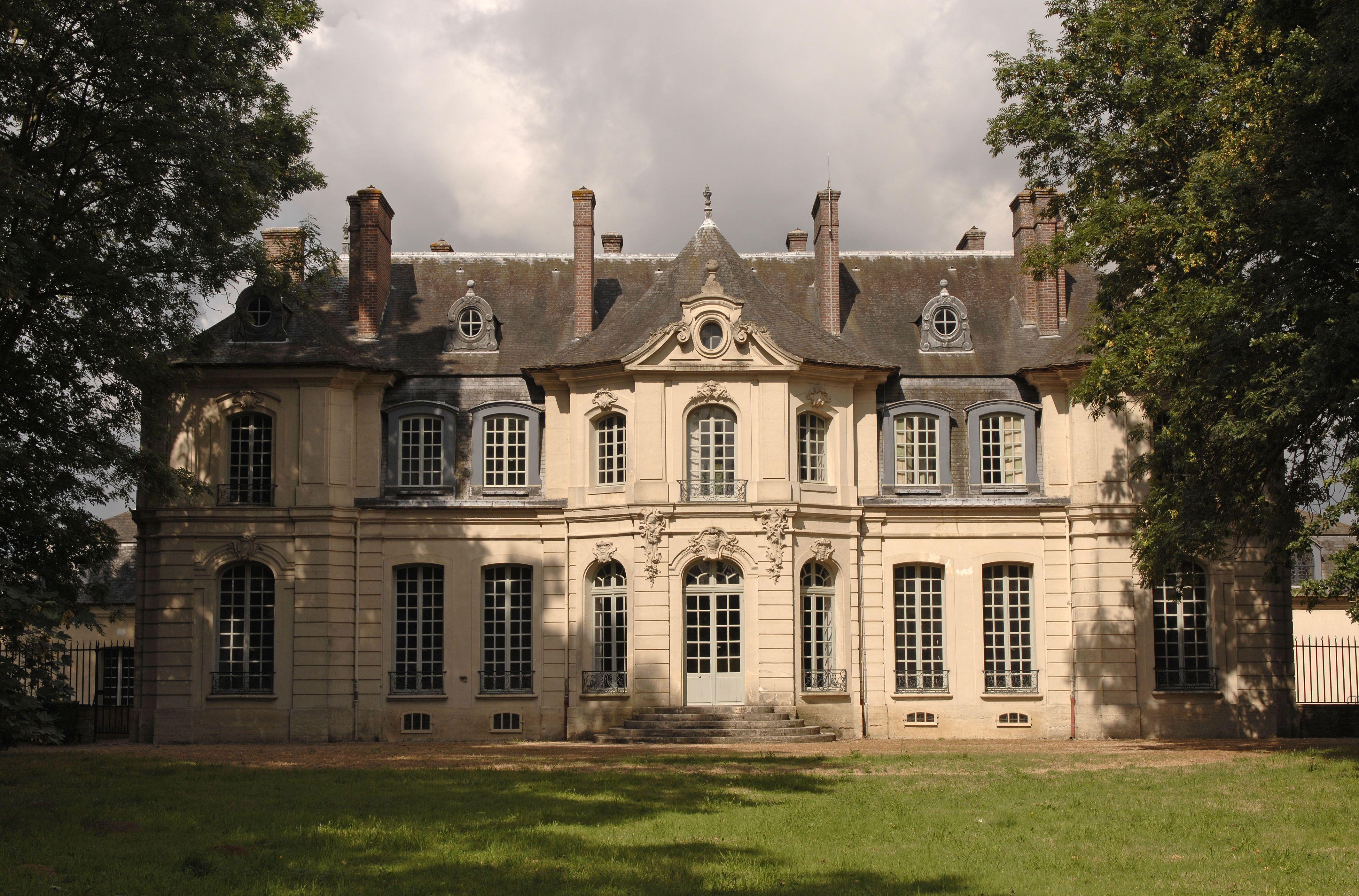 Ch¢teau de Jossigny en Žle de France France Jossigny leCMN
