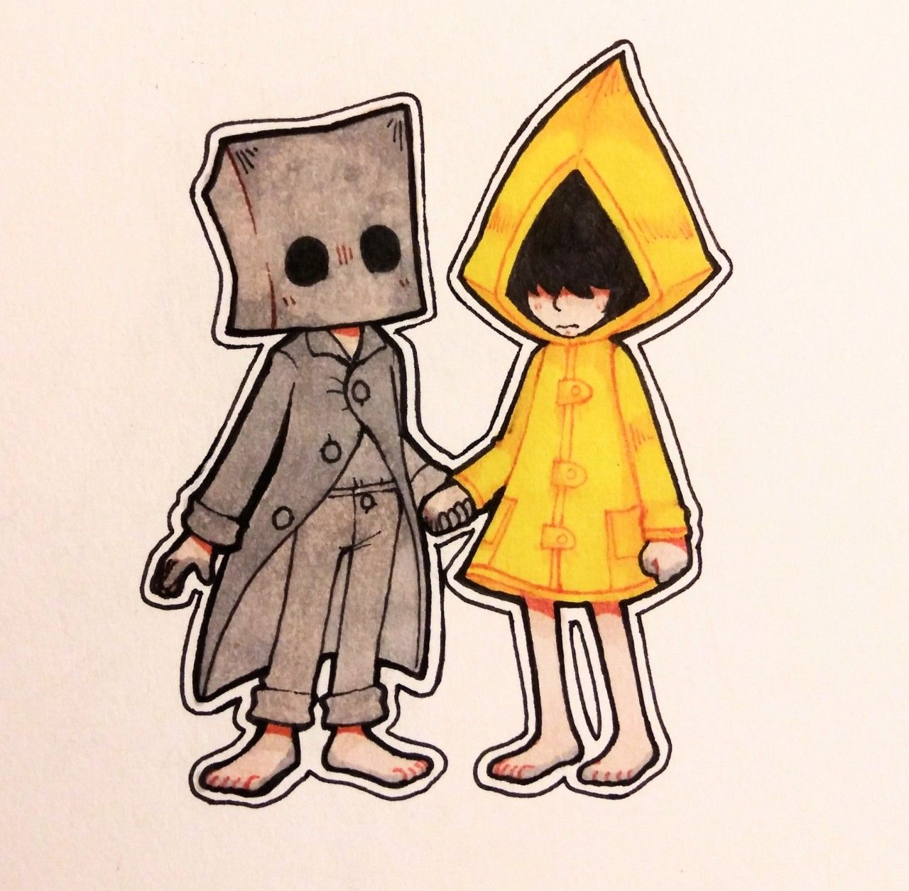 #little-nightmares-2 on Tumblr