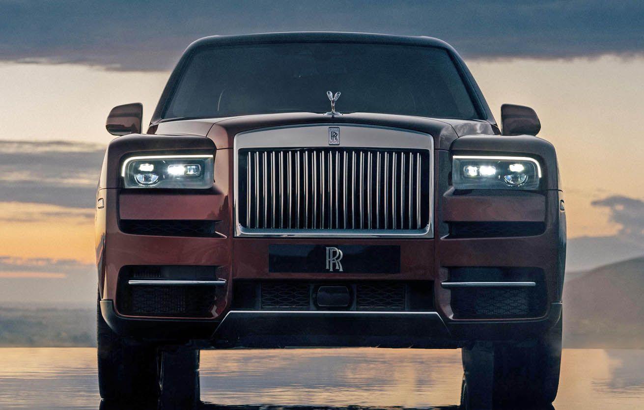 رولز رويس كولينان سيارة الدفع الرباعي الفاخرة والمتفوقة بالفخامة موقع ويلز Rolls Royce Rolls Royce Cullinan Royce