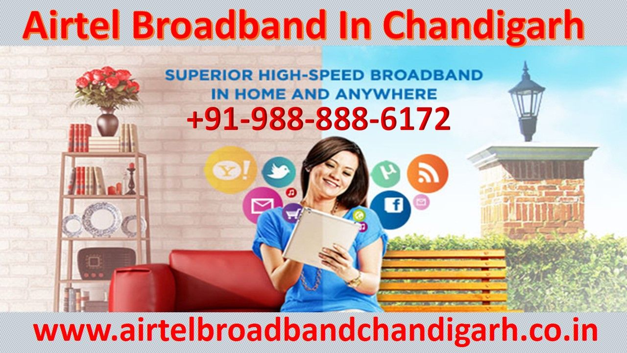 Pin by DoltanLew on Airtel Broadband In Chandigarh