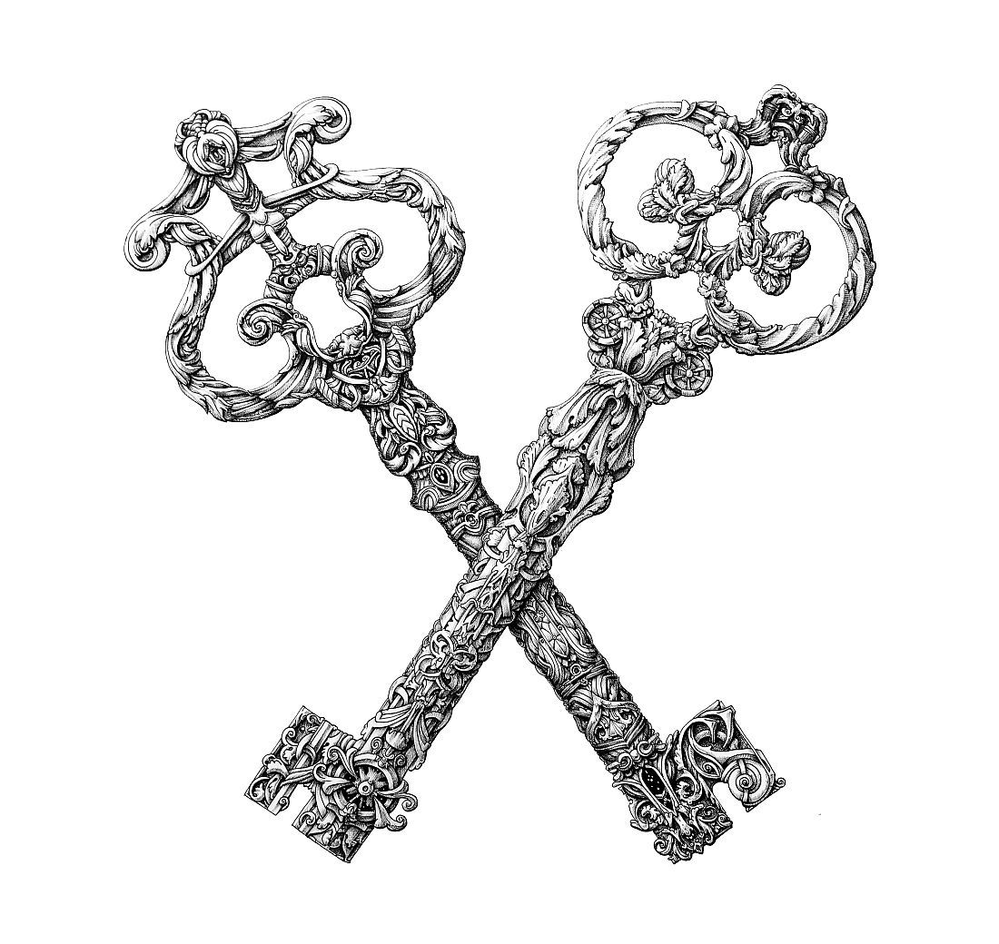 I want something like this either on the back of my neck ...