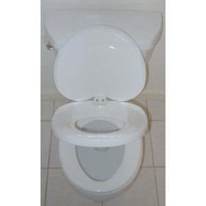 We Love This Toilet Seat My Bathroom Is Too Small For A Potty And