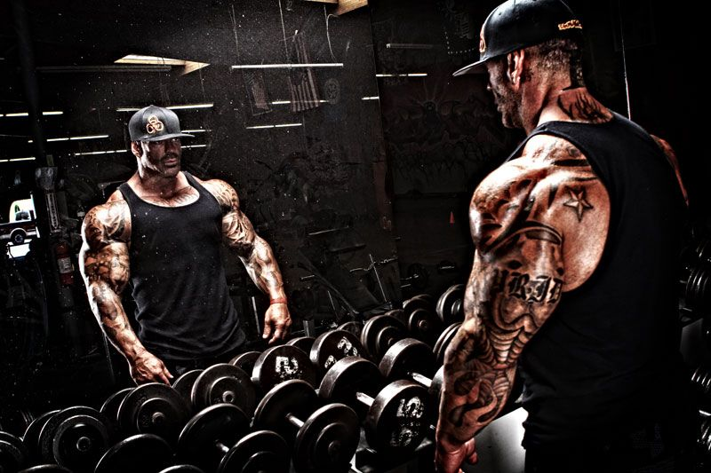 Kết quả hình ảnh cho KILLING ARMS 5% WORKOUT MOTIVATION - Rich Piana