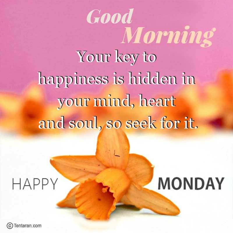 happy monday quotes images in english | good morning quotes