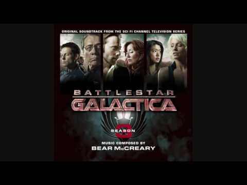 04 Storming New Caprica Youtube Bear Mccreary Battlestar Galactica Nostalgic Music