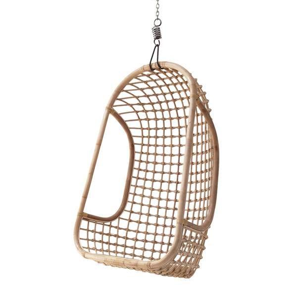 Rotan Hang Stoel.Hk Living Rotan Hang Stoel Naturel Merk Hk Living Prijs 199 95