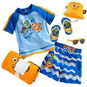 c961684307 Disney Finding Nemo Swimsuit Collection for Baby Boy | Disney Store ...