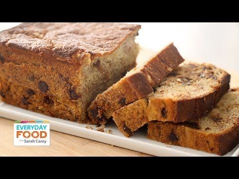 Chocolate chip banana bread everyday food with sarah carey chocolate chip banana bread everyday food with sarah carey forumfinder Choice Image