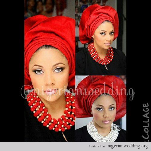 Nigerian Wedding: Check Out Lola Omotayo's Trial Makeup By