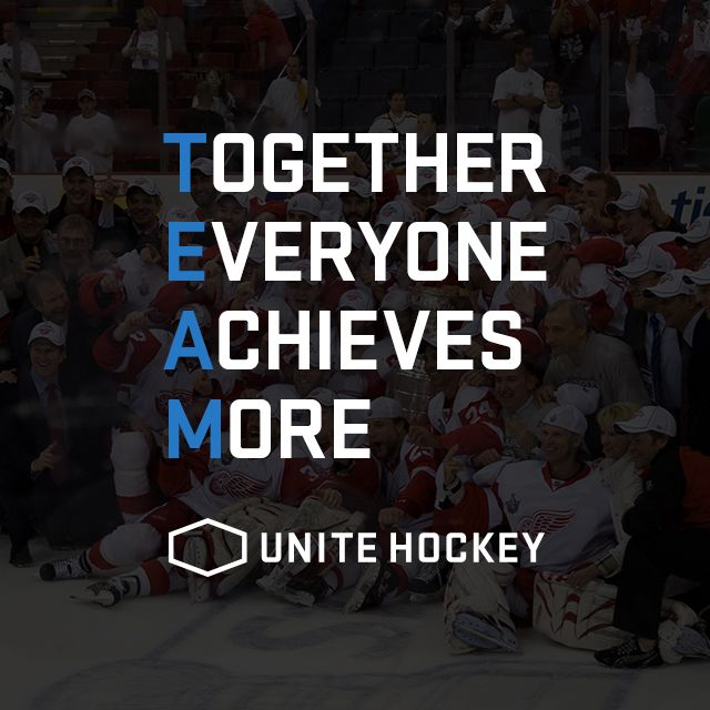 Image result for unite hockey quotes