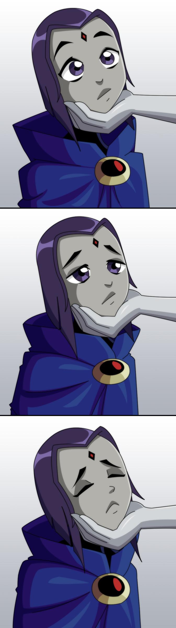 Touching Raven Face By Quewisorest Raven Art Raven Artwork Art