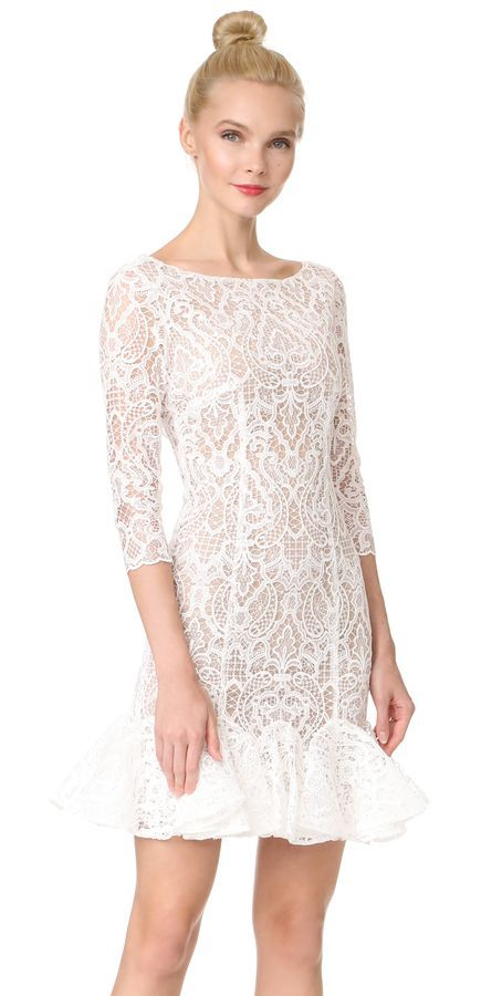 c0d5de6140c Rime Arodaky Gillian Dress http   shopstyle.it l hIJS White