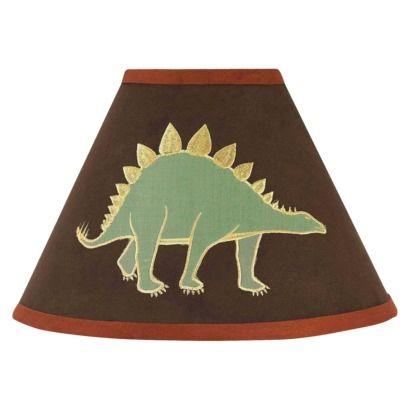 Sweet Jojo Designs Dinosaur Land Lamp Shade Lamp Shades