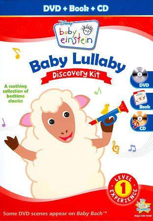 Disney Baby Einstein: Baby Lullaby Discovery Kit (DVD ...