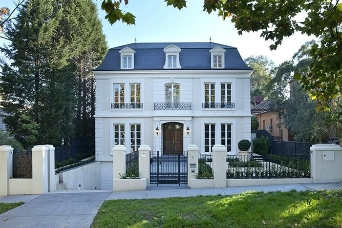 french provincial house to french provincial homes