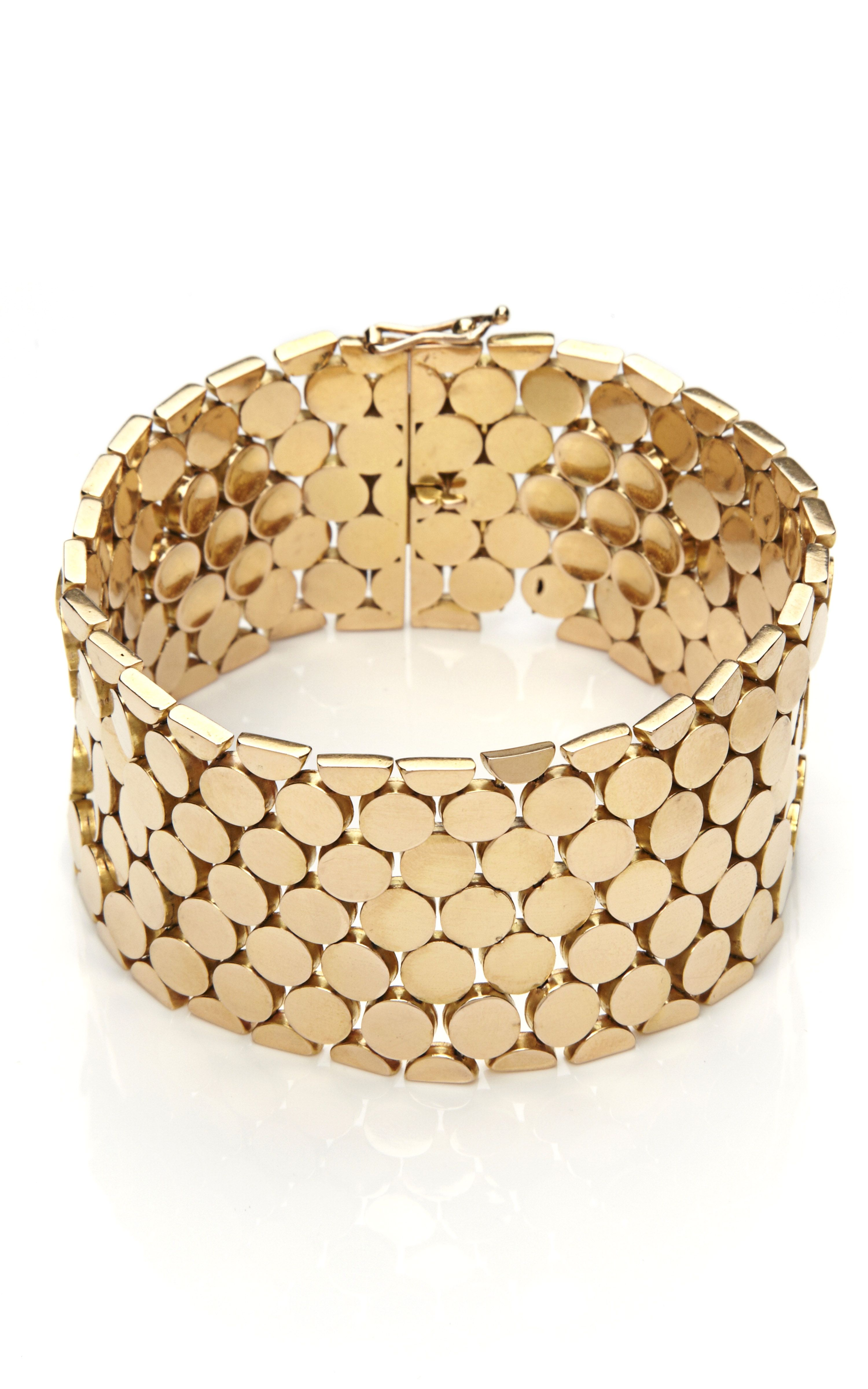 18k bracelet yellow gold bracelet