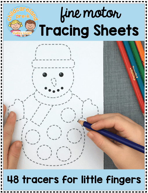 fine motor tracing sheets now available in my download store grab the holiday tree tracer for. Black Bedroom Furniture Sets. Home Design Ideas