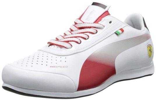 fc520eb5dde 57% Off PUMA Men s Evospeed Low Ferrari 1.2 NM Motorsport Shoe ...