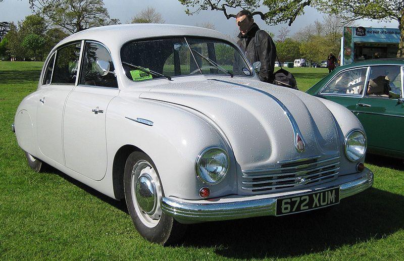 Tatraplan 1949 1950cc