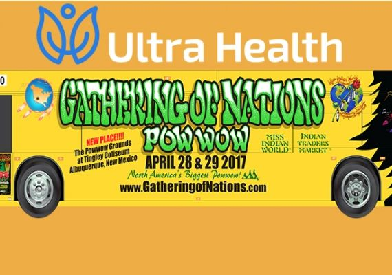 Medial Marijuana New Sponsor for Gathering of Nations – Good Fit?  What do you think?