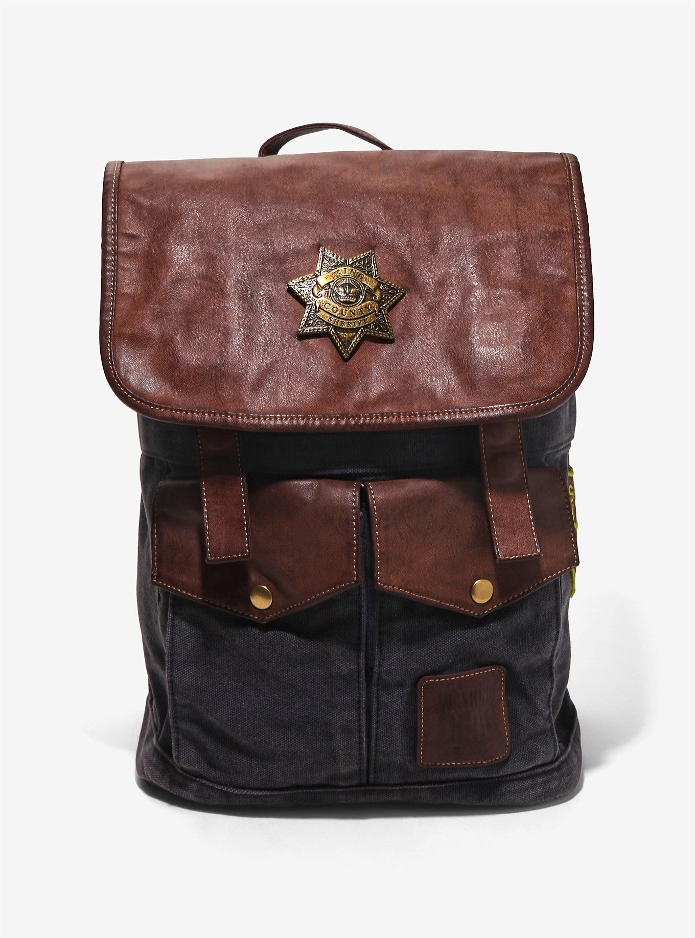 One can never be too prepared during a Zombie Apocalypse | The Walking Dead Backpack