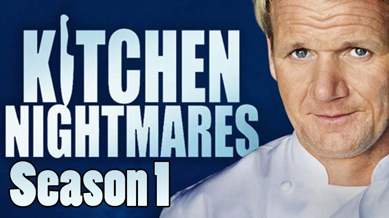 Kitchen Nightmares Season 1 Episode 1 (US) | minhas fotos ...