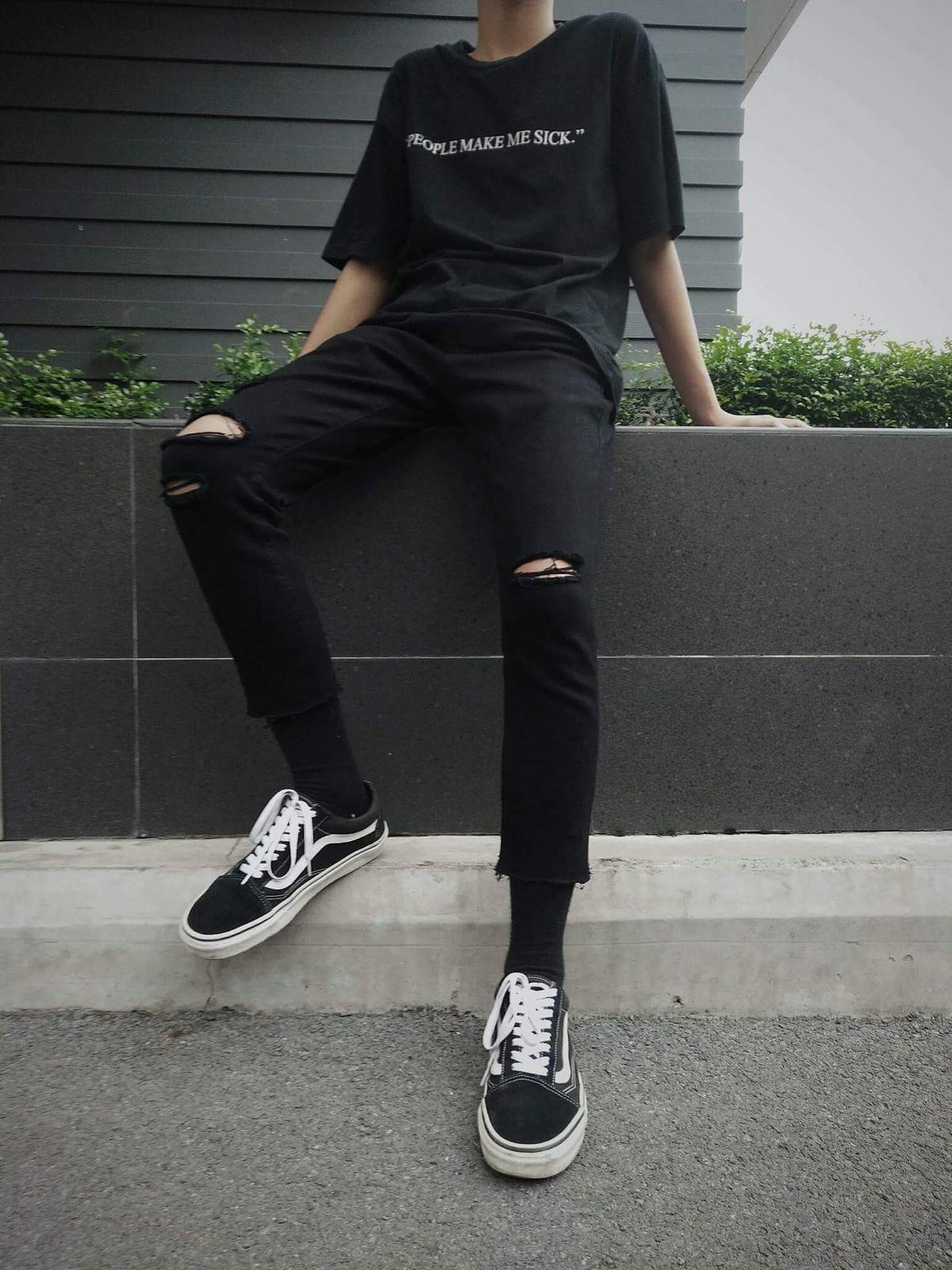 Pin by 천사 on MY MODA TU LOOK | Korean street fashion