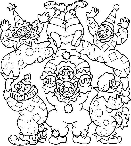 Http Www 123coloring Com Coloringpages Everyday Circus Images Cirque 002 Jpg Ausmalbilder Ausmalbilder Fasching Lustige Malvorlagen
