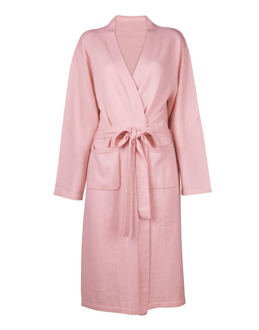 Cashmere dressing gown | Fashion - Lingerie and P.J.s | Pinterest ...