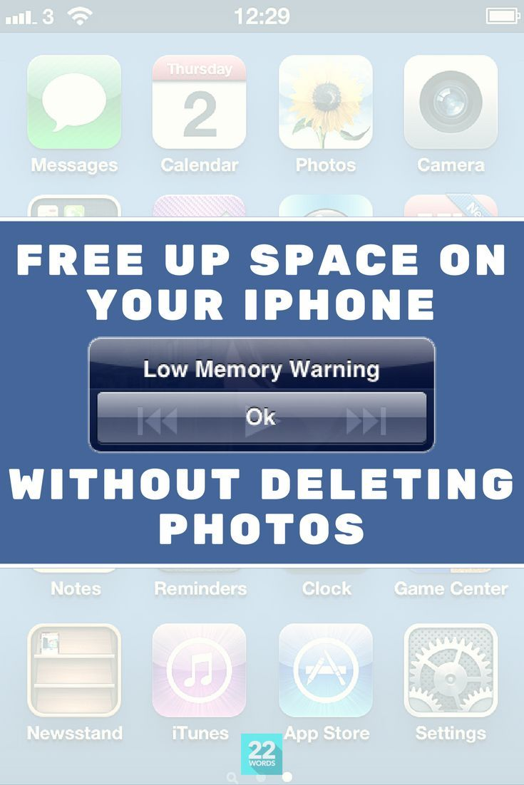 Here's How To Free Up Space On Your iPhone WITHOUT