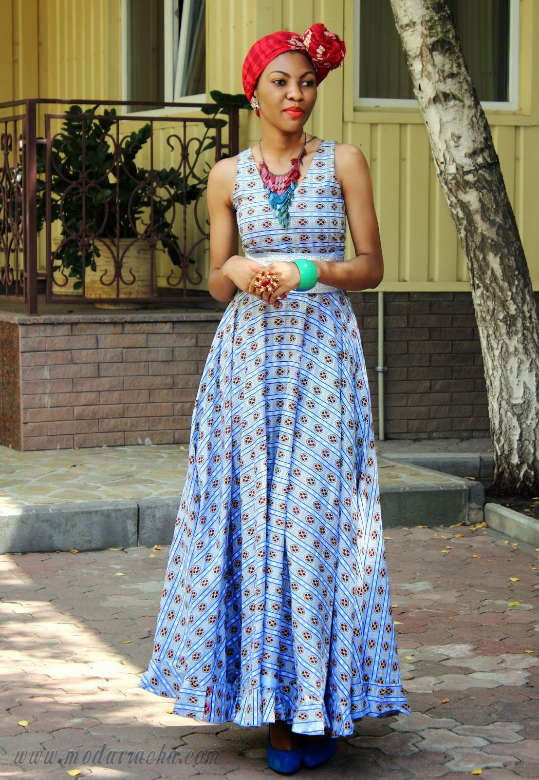 Like it! | Cute! | Pinterest | Africans, African fashion and ...