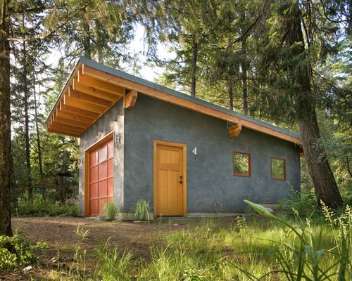 Garages With Single Sloped Roof   Google Search