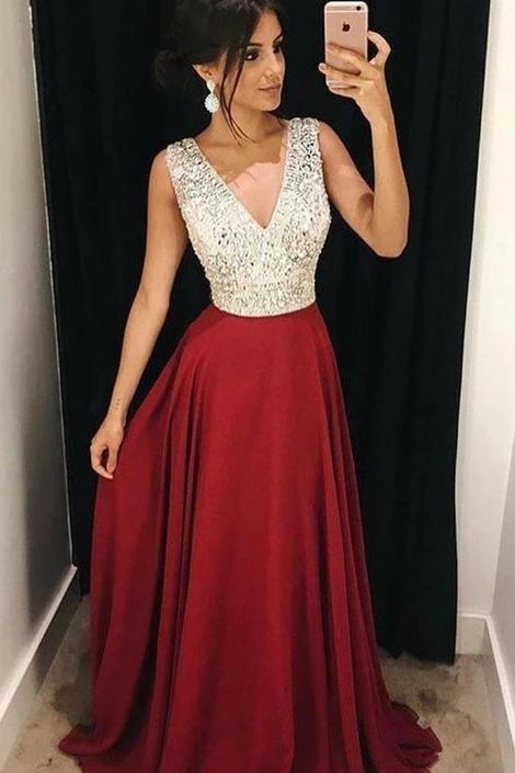 Prom Dress 2020, Evening Dress ,Winter Formal Dress, Pageant