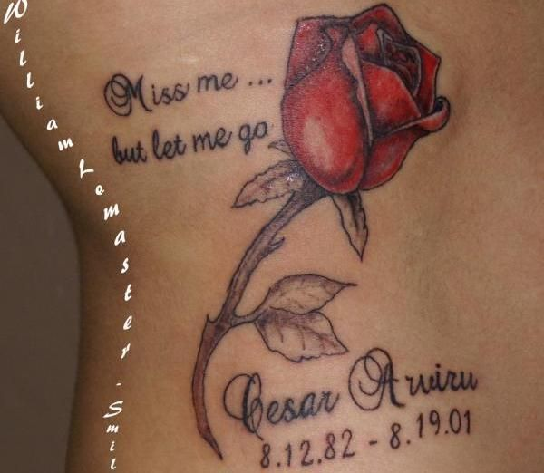 tattoo ideas for girls in loving memory of - Google Search ...