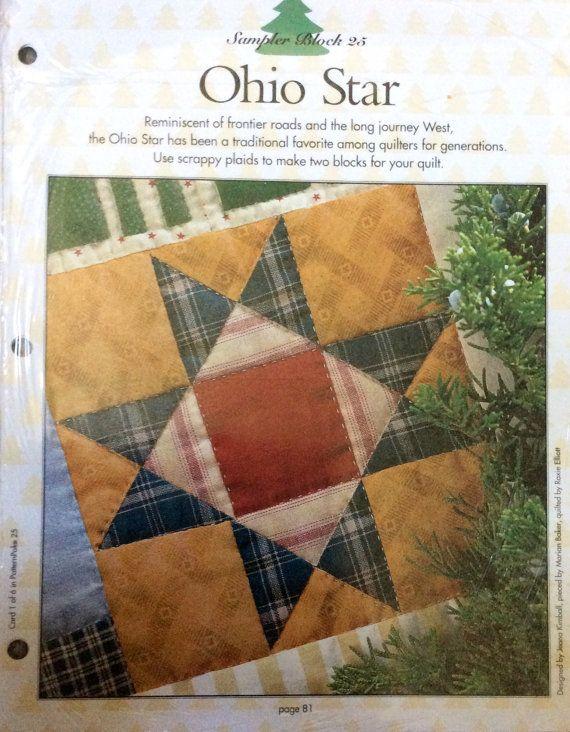 Ohio Star Quilt Block Of The Month by Lonestarblondie on ...