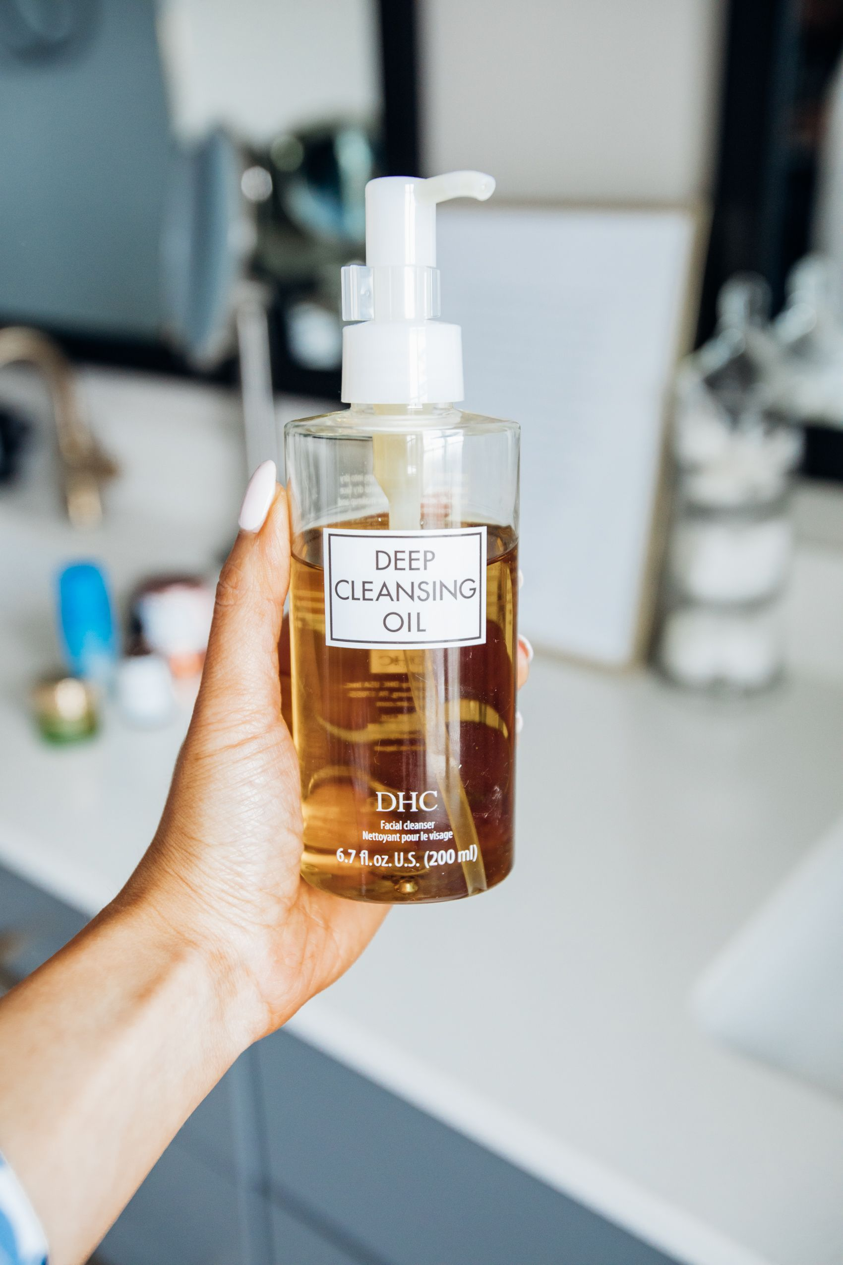 Winter Skincare Routine Dhc Deep Cleansing Oil In 2020 Skin