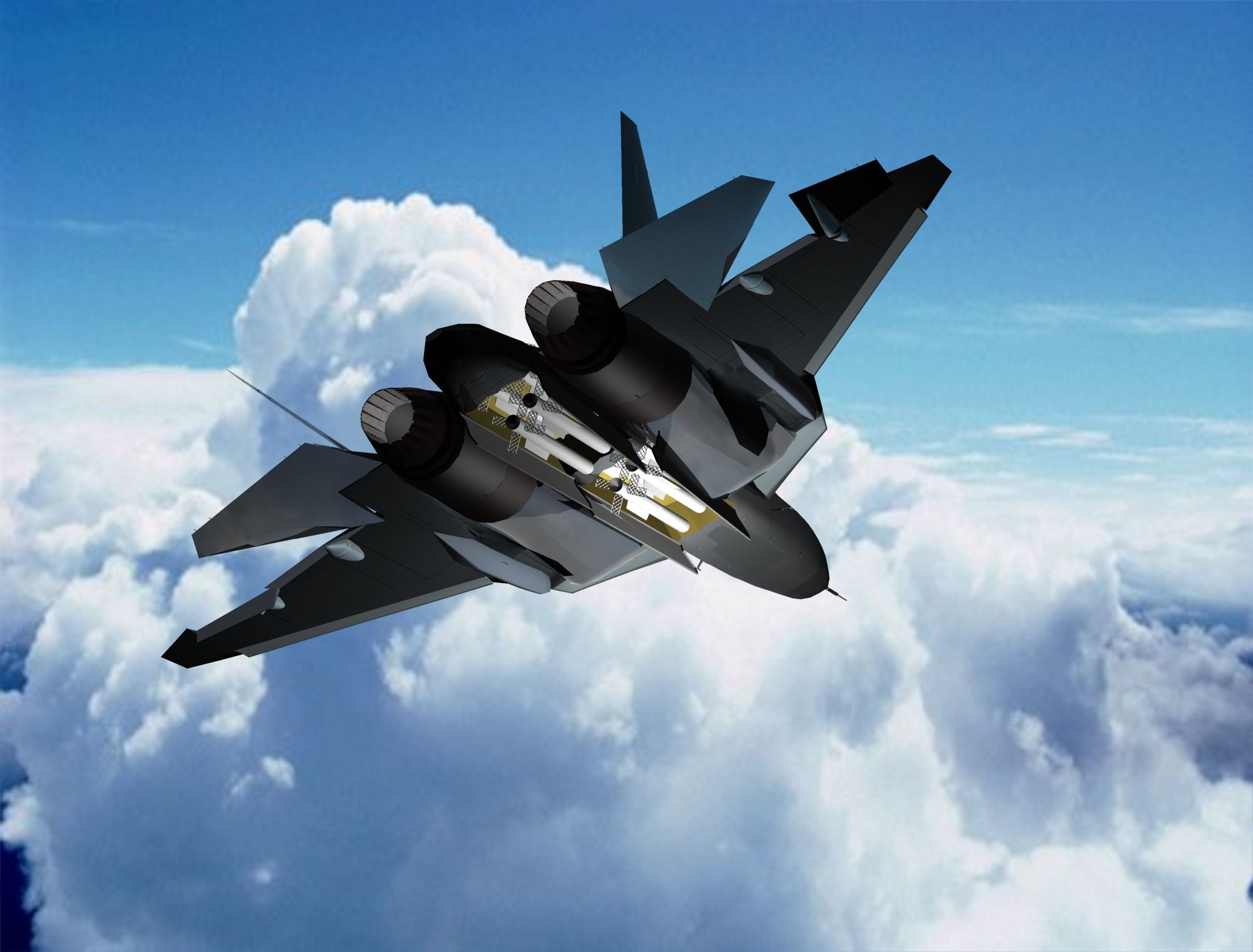 50 sukhoi t 50 pak fa wallpapers hd desktop and mobile backgrounds - Sukhoi Pak Fa And Fgfa Fifth Generation Fighter Aircraft
