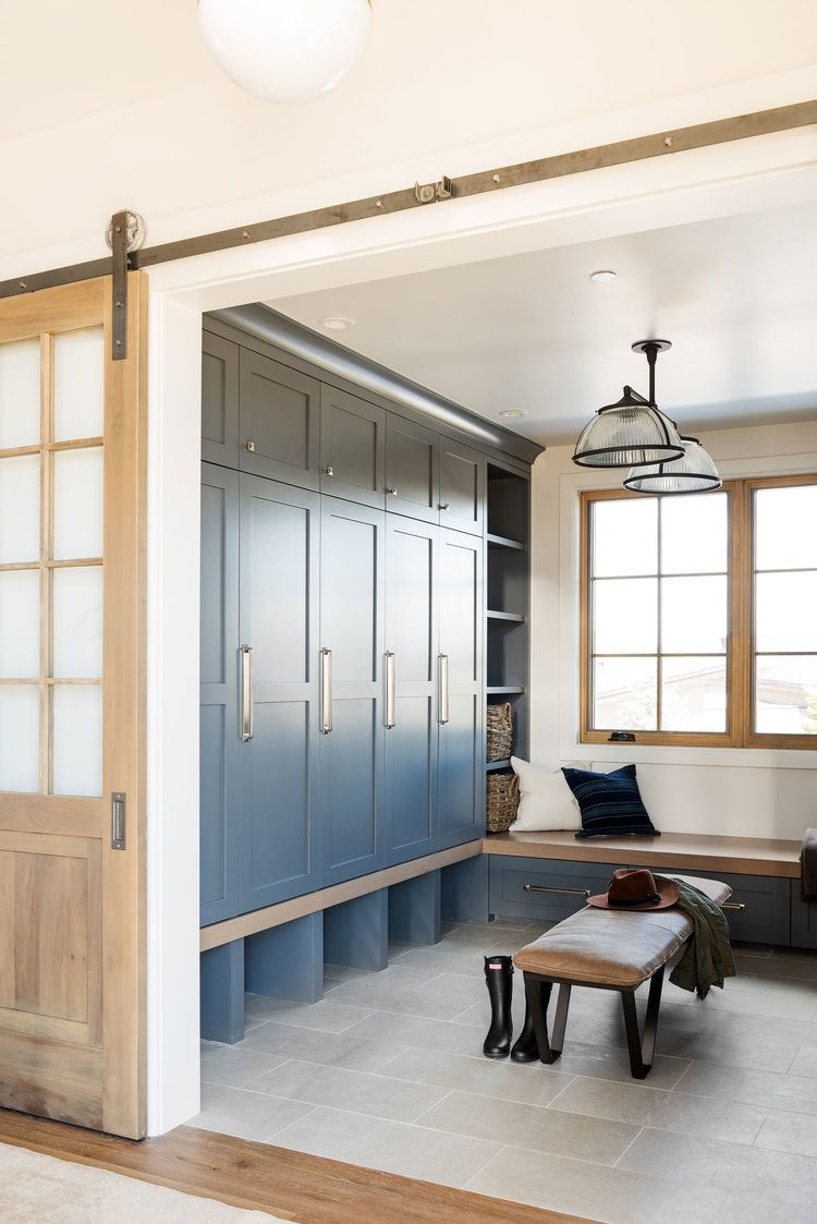 SM Ranch House: The Mudroom, Laundry Room, and Pow