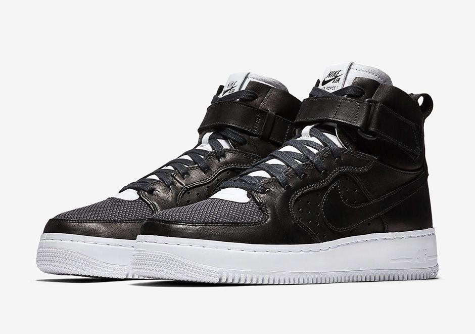 Nike Air Force 1 High Tech Craft Release Date Nike  Nike